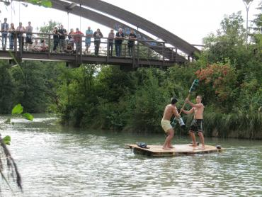 Floßkampf